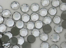 Swarovski Clear 2000 Crystal Iron-on, Hot-fix Rhinestones 1440 pieces 10ss