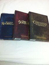 El Señor De Los anillos, Trilogia, Versión extendida