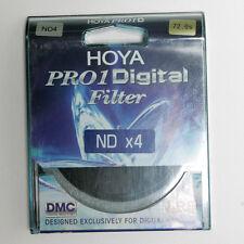 HOYA FILTRO NDX4 PRO 1 DIGITAL 72 mm
