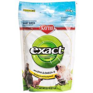 Kaytee Exact Hand Feeding Formula 7.5 oz for All Baby Birds (Free Shipping in US