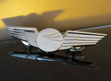Continental Airlines Wing Pin Badge Gold Pilot Flight Attendant replica Wings