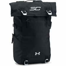 Under Armour SC30 Signature Rolltop Backpack Black/Silver
