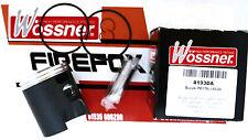 SUZUKI PE175 PE 175 1980 - 1984 61.94mm (A) 62mm BORE WOSSNER RACING Kit pistone