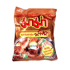 3 PCS MAMA  TOM YAM  KUNG THAI FOOD INSTANT NOODLE SPICY