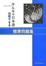 Minna no Nihongo Beginner 2 2nd Edition Hyoujun Mondaisyu