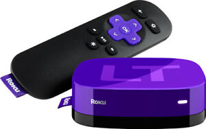 Roku LT Streaming Player! Digital Media Streamer, 720p High Def. UK SEALED! NEW!