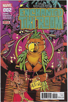 ENCHANTED TIKI ROOM #2 MARVEL COMICS Cover A 1ST  PRINT DISNEY
