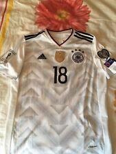 DFB Trikot Confed Cup/Wm Quali #18 Kimmich Selten!