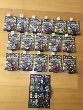 🔰NEW🔰 Lego Monsters Minifigures Series 71010 Complete Set 🔰RARE🔰