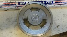 ALUMINIUM Pulley to suit A / SPA / SPAX  V belts, Bore: Solid or m/c / Key G/S.