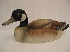"Andrea By Sadek Canada Goose figurine 12.25"""