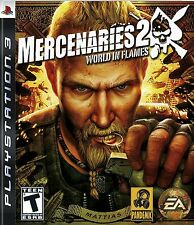 Mercenaries 2 World In Flames PS3