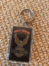 Collectible Harley Davidson Motorcycle Cigarettes Key Chain, NOS