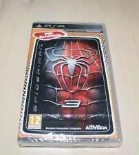 Spiderman 3 game (The Movie) - Essentials (Sony PSP) UK Pal New Factory Sealed