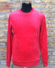 American Apparel Mens Red Long Sleeve Shirt Size Medium