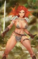 SONJAVERSAL #1 LEIRIX RED SONJA VIRGIN VARIANT - LTD to 500 - NM or Better
