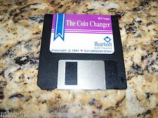 The Coin Changer (PC, 1991) 3.5 floppy disk