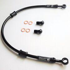 KAWASAKI Z250 A1/2/3  VENHILL s/steel braided brake line hose REAR