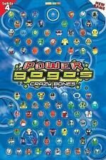 GOGO'S CRAZY BONES POSTER POWER GOGO'S SERIES 4