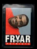1985 TOPPS #325 IRVING FRYAR NMMT RC ROOKIE PATRIOTS NICELY CENTERED
