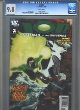 Ion #2 CGC 9.8 (2006) Green Lantern Highest Grade Only 3 @ 9.8
