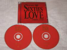 The Best Sixties Love Album Ever! – 2 CD Album ft Bee Gees Beach Boys Supremes M