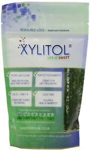 Xylitol Natural Sweetener 250g