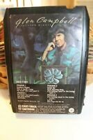 Glen Campbell Southern Nights 8-Track Tape Rare TESTED & WORKING Vintage Country
