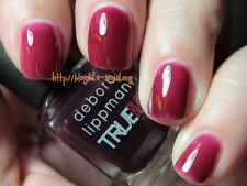 Deborah Lippmann BAD BLOOD Polish Lacquer - True Blood .27oz/8ml (mini) CHERRY
