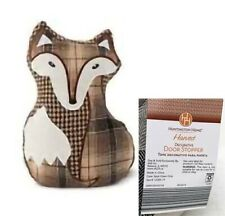 Huntington Home Decorative Door Stop - Aldi the  Fox  NEW WITH TAGS