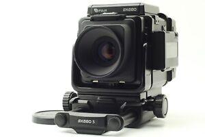 【N.MINT w/ Battery Holder 】 Fuji FUJIFILM GX 680 S + GX M 135mm f/5.6 From JAPAN
