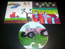 Al & Del  –  Poppies Of Fourteen CD digipak Snowdonia – SW 023XX Italy 2001