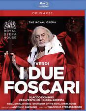 Verdi: I Due Foscari [Blu-ray], New Disc, ,