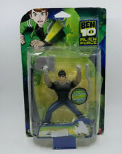 Ben 10 Alien Force Kevin Levin Action Figure Bandai Cartoon Network 27541