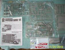 AMT / ERTL International Paystar 5000 Dump Truck kit. NO BOX.