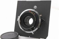Schneider Symmar S 100mm f/5.6 f 5.6 Lens w/Copal No.0 Toyo View Board *12626219