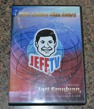 2006 Golden Mike Award Broadcaster Jeff Smulyan DVD Bill Clinton Emmis Comm CEO