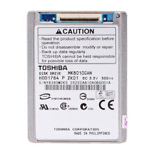 "Toshiba MK8010GAH 1.8"" ZIF 80GB Hard Disk Drive iPod Video 5th 5.5th Gen Gr B"