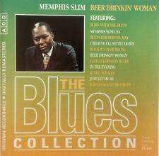 MEMPHIS SLIM, Beer Drinkin' Woman [1994 CD] Orbis Collection
