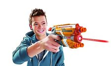 Nerf N grève Elite Firestrike Blaster doux Dart pistolet avec faisceau lumineux pistolets nerf