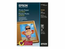 C13S042538 Epson Photo Paper Glossy A4 200gsm