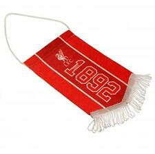 Liverpool fc mini fanion sn club crest hanging drapeau