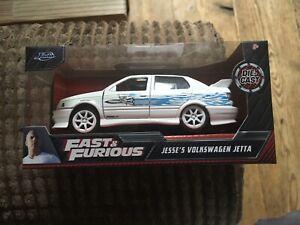 1/32 Jada Fast and Furious Jesse's Volkswagen Jetta Diecast