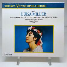 Verdi:Luisa Miller - Fausto Cleva - Moffo - RCA -Cofa. CD -Usato