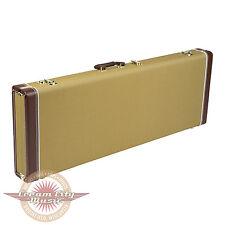 Brand New Fender Pro Series Strat & Tele Guitar Case in Tweed
