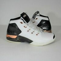 Nike Air Jordan 17 Retro Copper (2016) 832816 122 Mens 9.5 N354