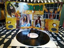 """SKIN. HOUSE OF LOVE. 12"""" VINYL EP. 1994. 12 RG 6374. ROCK METAL. GATEFOLD. MINT."""