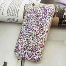 Luxury Glitter Bling Soft Crystal TPU Phone Case Cover For Apple iPhone 7 6 Plus