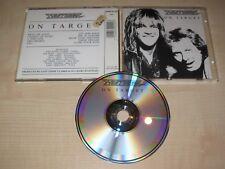 FASTWAY CD - ON TARGET / GWCD22 PRESS in MINT-