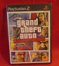 Grand Theft Auto: Liberty City Stories (Sony PlayStation 2, 2006) Brand New